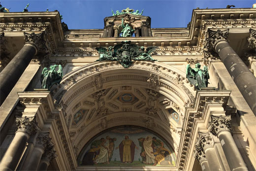 Berliner Dom Berlin Reiseführer