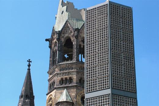 kudamm und ged chtniskirche berlin risef hrer. Black Bedroom Furniture Sets. Home Design Ideas